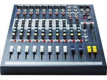Soundcraft---EPM8---8X2-Channel-Mixer
